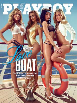 Playboy Germany - Playboy (Germany) Jan 2016