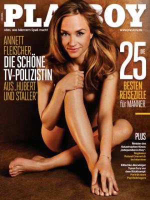 Playboy Germany - Playboy (Germany) July 2016