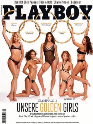 Playboy Germany - Playboy (Germany) Sep 2016