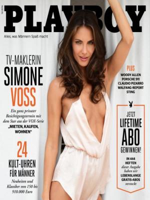 Playboy Germany - Playboy (Germany) Dec 2016