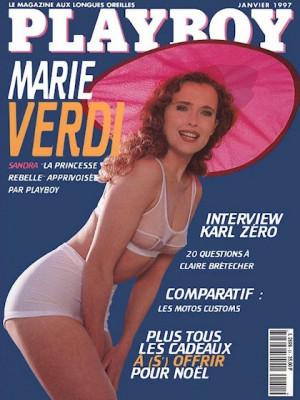 Playboy Francais - Jan 1997