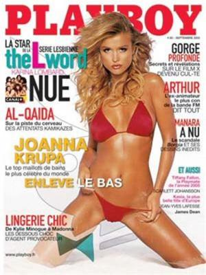 Playboy Francais - Sep 2005