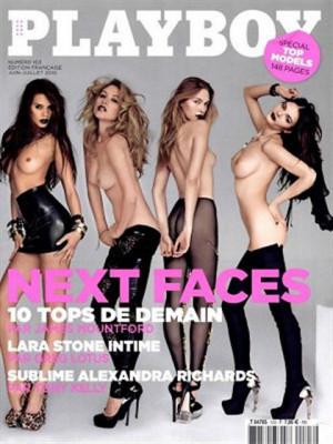 Playboy Francais - June 2010