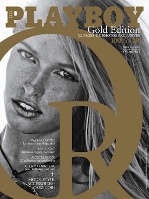 Playboy Francais - August 2010