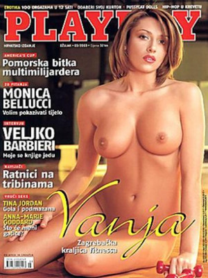 Playboy Croatia - March 2003