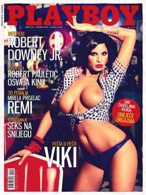 Playboy Croatia - Nov 2010