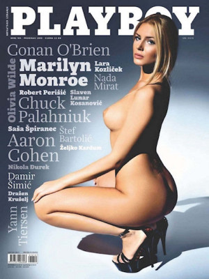 Playboy Croatia - Dec 2010