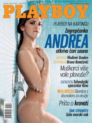 Playboy Croatia - Feb 2012