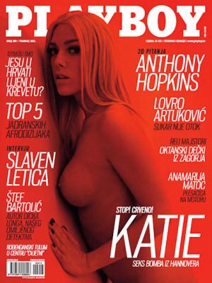 Playboy Croatia - April 2013