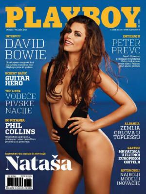 Playboy Croatia - Feb 2016