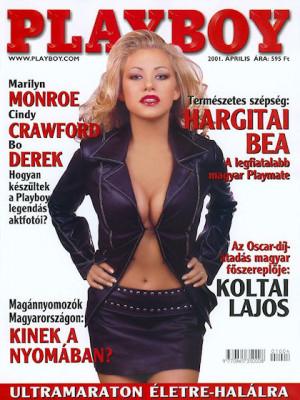 Playboy Hungary - April 2001
