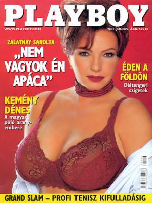 Playboy Hungary - June 2001
