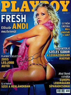 Playboy Hungary - Feb 2005