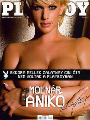 Playboy Hungary - Feb 2008