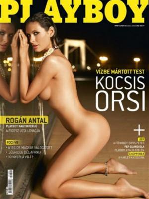Playboy Hungary - June 2010