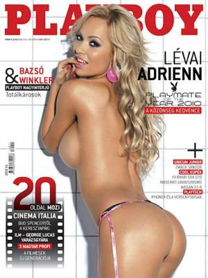 Playboy Hungary - Nov 2010