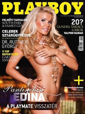 Playboy Hungary - January 2012