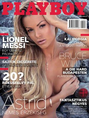Playboy Hungary - March 2013