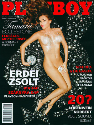 Playboy Hungary - July 2013