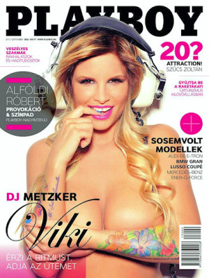 Playboy Hungary - Sep 2013