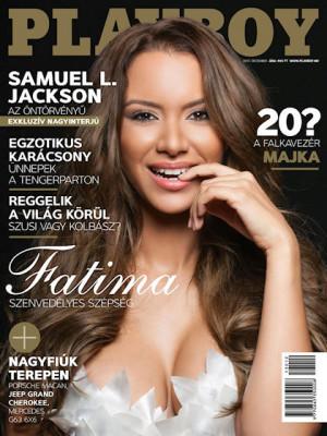 Playboy Hungary - Playboy (Hungary) Dec 2013