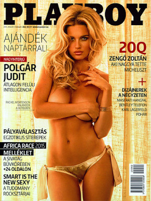 Playboy Hungary - Playboy Jan/Feb 2015