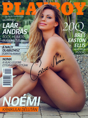 Playboy Hungary - Playboy (Hungary) June 2015
