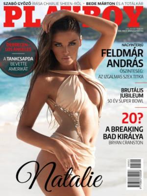Playboy Hungary - Playboy (Hungary) Jan 2016