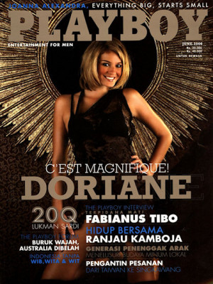 Playboy Indonesia - June 2006