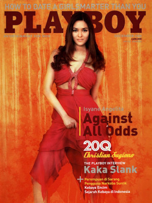 Playboy Indonesia - Dec 2006