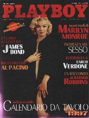 Playboy Italy - January 1997
