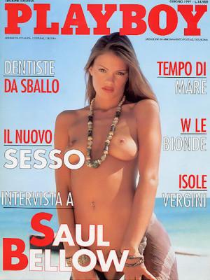 Playboy Italy - June 1997