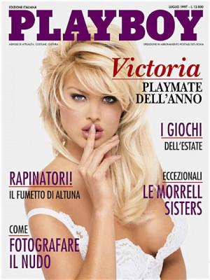 Playboy Italy - July 1997