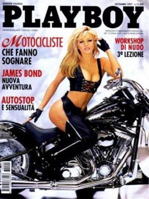 Playboy Italy - September 1997