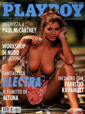 Playboy Italy - October 1997