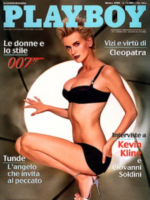 Playboy Italy - March 1998