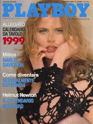 Playboy Italy - January 1999