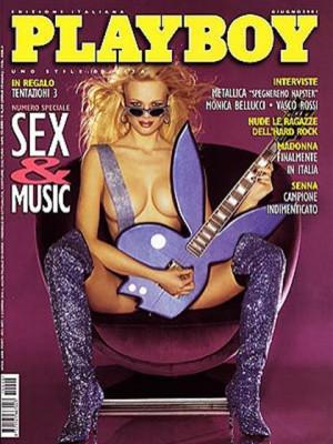 Playboy Italy - June 2001