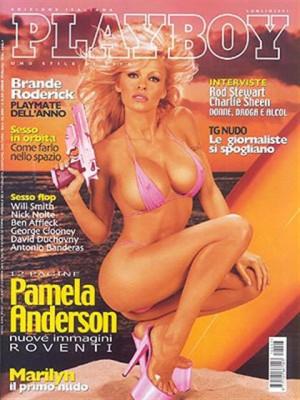 Playboy Italy - July 2001