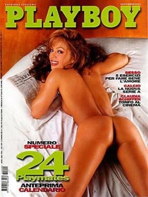 Playboy Italy - September 2001