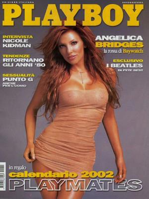 Playboy Italy - November 2001