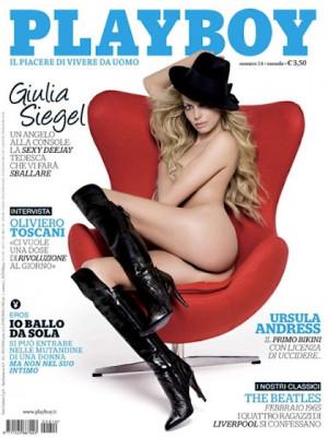 Playboy Italy - April 2010