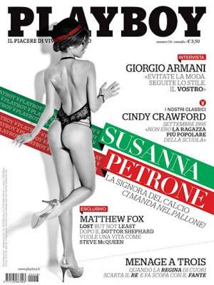 Playboy Italy - June 2010