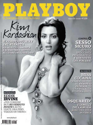 Playboy Italy - October 2010