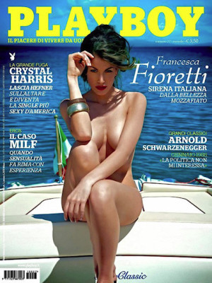 Playboy Italy - July 2011