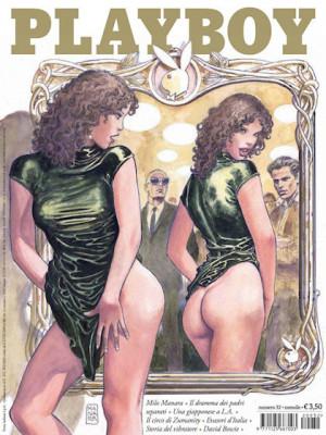 Playboy Italy - Playboy (Italy) Feb 2012