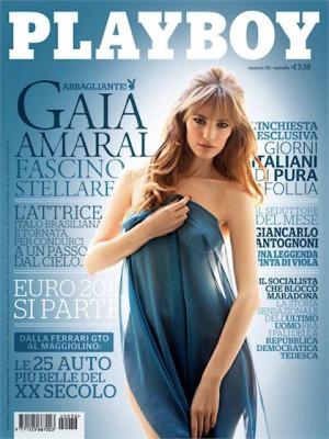 Playboy Italy - June 2012