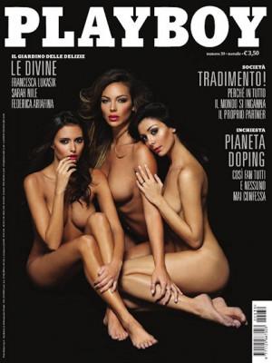 Playboy Italy - October 2012
