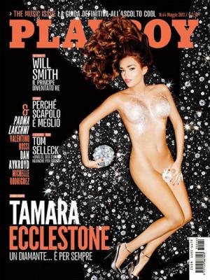 Playboy Italy - May 2013