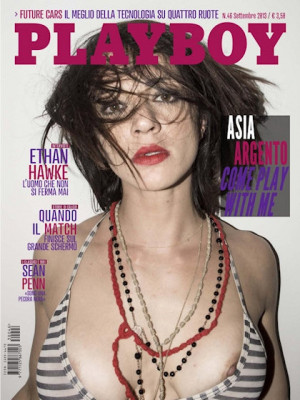Playboy Italy - September 2013